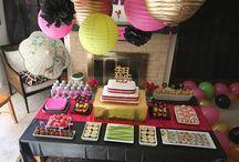 Sushi party!!!