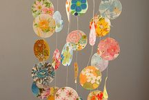 Hanging Out / Mobiles, wind chimes, general dangly decor