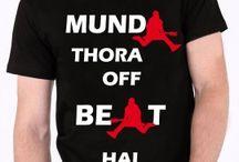 cool customized t-shirt