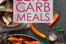 No Carb Recipes