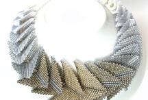 BEADS - geometric shapes / seed beads - geometric shapes