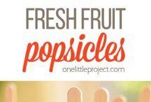 frugt og mange andrer lækrer ting