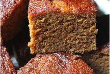Moist Ginger Cake