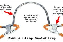 Double Clamp SnakeClamp