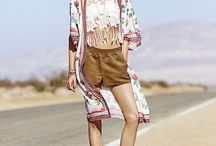 BOHEMIAN OUTFIT STYLE