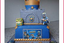 cumple clash royale