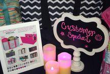 Vendor Displays