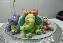 Cake Toppers / by Benni Rienzo Radic