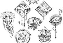 tattoo's ideas