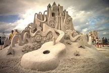 Sand Sculptures / by Gill Ricker