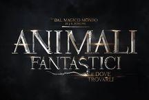 Animali Fantastici e Dove Trovarli! / Animali Fantastici e Dove Trovarli con EDDIE REDMAYNE, KATHERINE WATERSTON, COLIN FARRELL, JON VOIGHT, RON PERLMAN, EZRA MILLER, SAMANTHA MORTON da novembre 2016 al cinema. #AnimaliFantastici