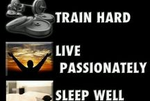 Fitness Quote Inspiration / One Day at a Time!