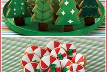 Decorating ideas for my sugar cookies :) / by Lexi Aurilio