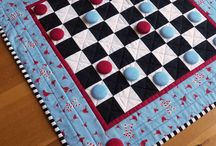 chess quilts / by Patty Hanssens
