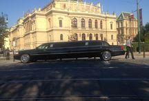 Prague Castle & Chauffeur Service / Limousine Service TAFI s.r.o.