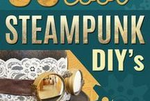 Steampunk it is..