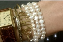 Stacked Bracelets / by Sara Maxwell