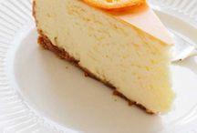 Mascaponi cheese cake