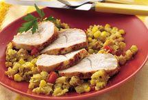 Turkey Recipes / Turkey recipes