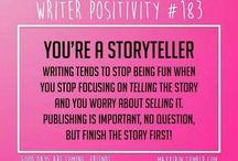 Writing tips, etc.