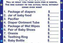 Baby Shower Ideas / by Tara Brooks