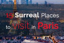15 Surreal Places in Paris. I list some amazing locations to add to your adventures.