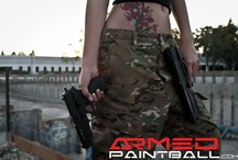 Armed Paintball.