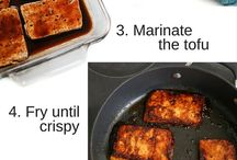 cooking with Tofu