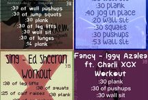 workout/health