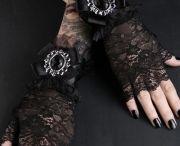 Gothic Handschuhe