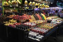 Food Markets from Around the World / Beautiful Produce Markets from Around the World
