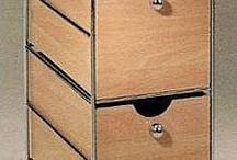 Drawer Storage Bins