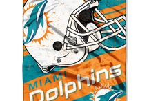 Miami Dolphins / Miami Dolphins Merchandise is an awesome way to decorate your home & office to create your own Dolphin fan zone in your bedroom, kid's bedroom, game room, study, kitchen, living room, and even the bathroom. Also magnificent as Miami Dolphins fan gifts. Dolphin Nation - Show off your team spirit today!