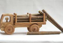 Waldorf - wood work
