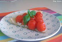 Torte Salate - Il Cucchiaio Verde / Raccorta di ricette di torte salate vegetariane e vegane