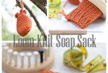 Soap sacs