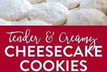 CHEESECAKE COOKIES