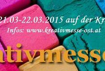 Kreativmesse Ost Frühjahr 2015