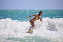 Barbados, tady jsem byl / Tentokrát mě vytáhli do Karibiku, na ostrov, kde mají fakt parádní vlny a světe div se, taky opuštěné překrásné pláže!