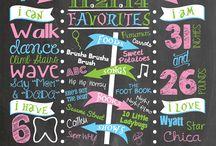 Chalkboard Everything!