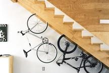 Bike in Home