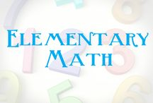 Elementary Math / elementary math lessons, math worksheets