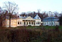 Młociny - Pałac