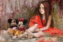 Disney Artist Irene Sheri