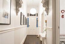 Hallways / A collection of hallways
