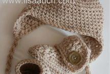 baby's crochining
