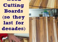 Treating Wooden Cutting Boards