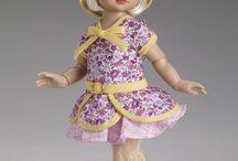 Куклы, идеи / Меня вдохновляют эти куклы на создание похожих))