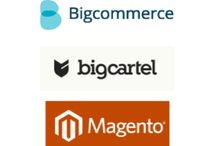 eCommerce Platforms / Magento, Volusion, Demandware, MarketLive, BigCommerce... and more
