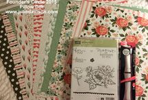 Stampin Up! Occasions 2016
